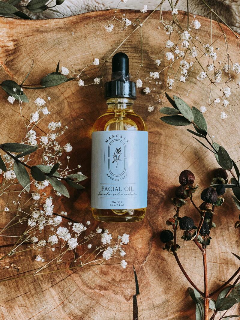 Botanical Facial Oil